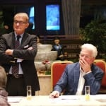 Peter Müller diskutiert mit Bürgerinitiative Schildgen