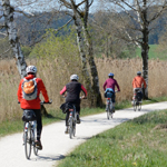 Mit dem Fahrradbus das Bergisch Land erkunden