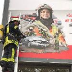 Feuerwehr wirbt um ehrenamtliche Teamplayer