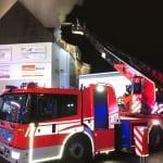 Rommerscheider Straße: Mietshaus ausgebrannt