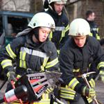 13 Nachwuchskräfte für die Feuerwehr