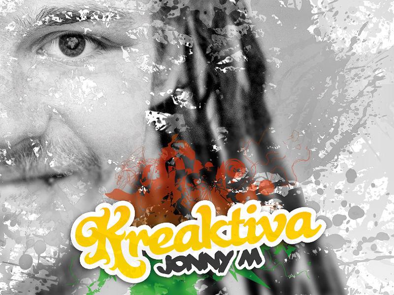 Jonny M aus Bergisch Gladbach hat das Album Kreativa vorgelegt, gesungen auf Esperanto