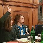 Jugendrat nimmt sich ganze Palette von Themen vor