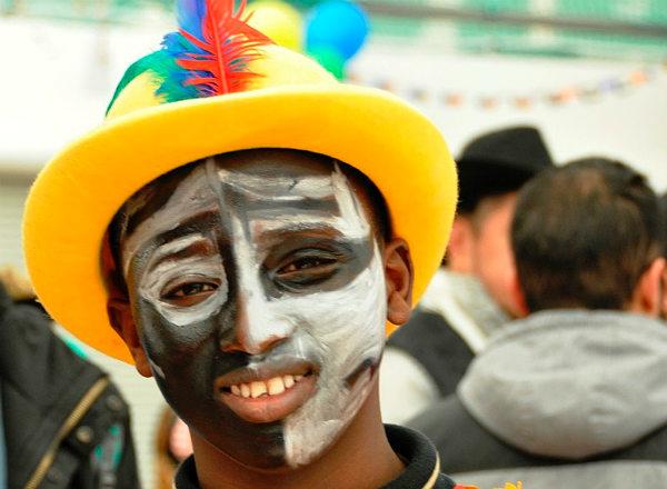 Auch Karneval Ist Integration In Katterbach