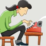 Die Schreibwerkstatt arbeitet: ein neuer Termin