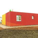 In Paffrath wird Passivhaus für Flüchtlinge aufgebaut