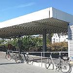 Bahnhofsdach wird abgerissen, Busse weichen aus