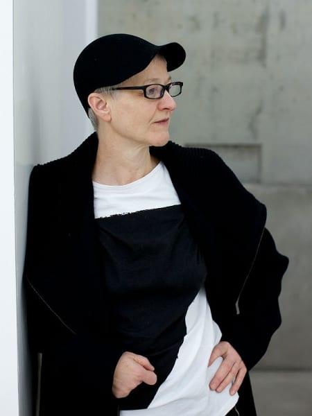 Karin Sander. Foto: Andreas Meichsner