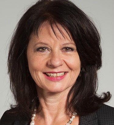 Anita Rick-Blunk, Ortsverbandsvorsitzende und Landtagskandidatin der FDP