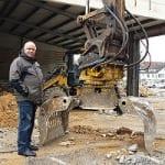 Wertstoffhof in Gronau soll im Oktober fertig sein