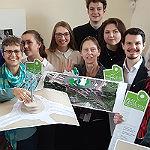 Vier ausgezeichnete Bürger-Ideen für den Kreisverkehr