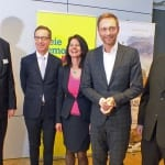 Lindner und Hüther füllen das Forum der FHDW