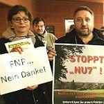 """BI Nussbaum reagiert """"geschockt und verärgert"""""""