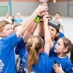 """Schule meets Hockey"" – Wanderpokal geht nach Hebborn"