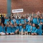 GGS Heidkamp stellt die besten Korfballer