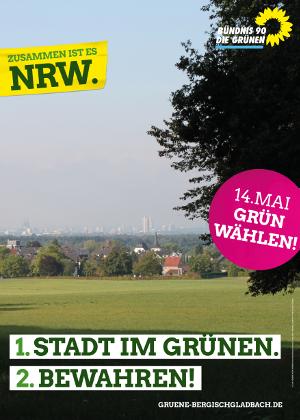 Friedhelm Weiß tritt für die Grünen Rhein-Berg bei der Landtagswahl im Wahlkreis 21 an