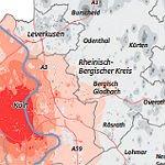 Immobilien: Köln bebt, Bergisch Gladbach wackelt