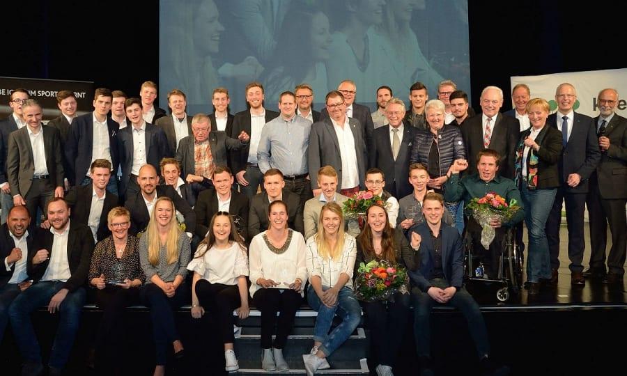 Die Sportlerinnen, Sportler und Mannschaften des Jahres 2016 wurden im Bergischen Löwen ausgezeichnet.