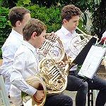 Beschwingter Frühschoppen des Gesangvereins Harmonie