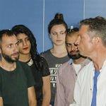 Jugendliche aus Beit Jala besuchen Marien-Krankenhaus