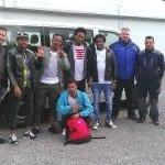 Flüchtlinge ziehen von Katterbach nach Lückerath
