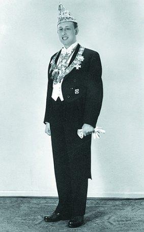Franz Heinrich Krey, Ehrenbürger der Stadt Bergisch Gladbach
