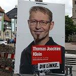 Wofür steht … Thomas Klein (Linke) bei der Landtagswahl?