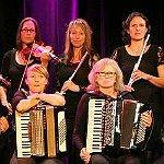 Tango-Orchester bringt Duft von Buenos Aires ins Theas