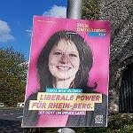 Wofür steht … Anita Rick-Blunck (FDP) bei der NRW-Wahl?