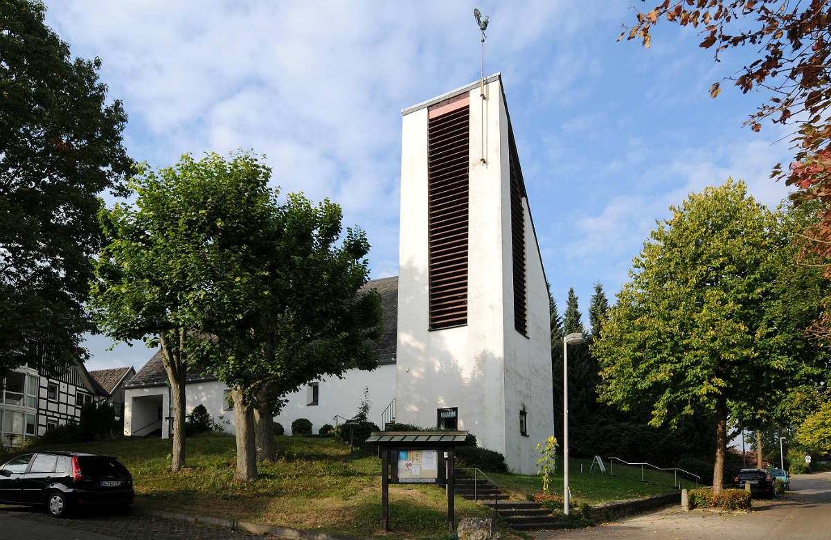 St. Engelbert In Rommerscheid. Foto: Jo Wittwer