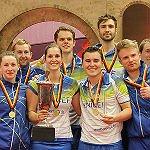 Der TV Refrath ist Deutscher Badminton-Meister
