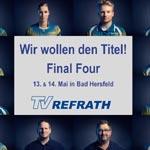 Final Four – der Abschlusskampf im  Badminton