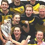 SG Pegasus gewinnt auch den DTB-Pokal
