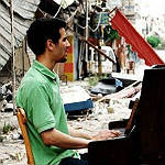 """Music for Hope"": Benfizkonzert mit syrischem Pianisten"