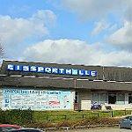 Ab dem 1. September führt der ESV die Eissporthalle