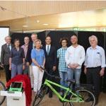Tablets und Fahrräder für die Friedrich-Fröbel-Schule