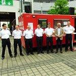 Feuerwehr gestern + heute: Löschzug Paffrath/Hand wird 75