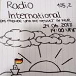 """IGP berichtet auf """"Radio International"""" über Geflohene"""