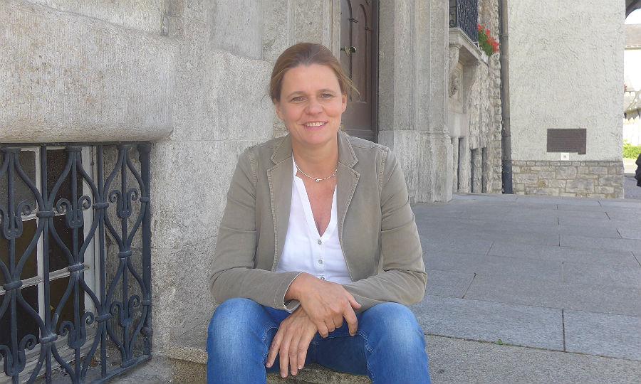 Birgit Bischoff, kulturpolitische Sprecherin der CDU-Fraktion Bergisch Gladbach. Foto: Jo Schlösser