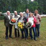 Ereignisreiches Jubiläumsturnier des RV Eicherhof