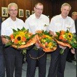 Wolfgang Weiden bleibt Kreisbrandmeister