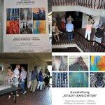 Stadt-Ansichten in Fotografie und Malerei