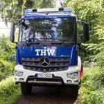 THW saniert Schutzhütte im Diepeschrather Wald