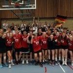 U17-WM: Deutsche Jugend-Korfballer belegen Rang 5