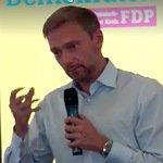 Video: Christian Lindner im Bergischen Löwen