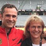 Monika und Jochen Gippert sind Senioren-Europameister