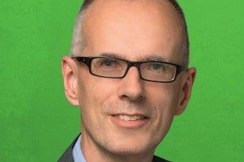 Jörg Wagner, Kandidat der Grünen für die Landratswahl im Rheinisch-Bergischen Kreis