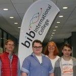 """bib-Studenten bauen """"Hits fürs Hospiz""""-Seite neu auf"""