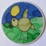 Seidenmalerei: Einführung für Kinder und Erwachsene