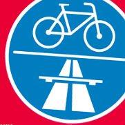 Zur Klima-Demo: Mit Bahn oder Rad (über die Autobahn)